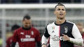 Ronaldo Tinggalkan Juventus demi Ibu yang Menderita Stroke