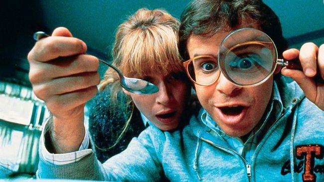 Film Honey, I Shrunk The Kids bakal digarap ulang dengan menampilkan aktor utama Rick Moranis yang kembali jadi Wayne Szalinski setelah 23 tahun.