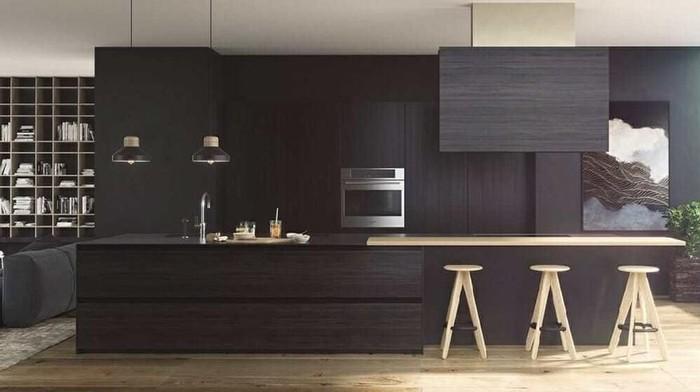 Inspirasi Desain Dapur Minimalis Super Gemas untuk Rumah Pengantin Baru