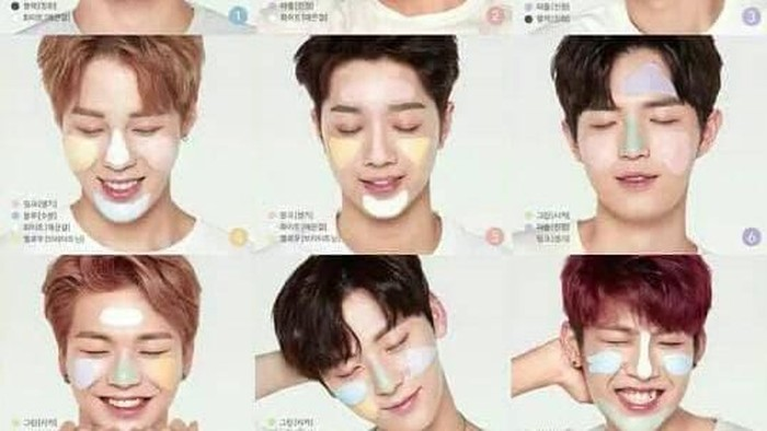[FORUM] Meratakan Clay Mask Dengan Brush atau Tangan?
