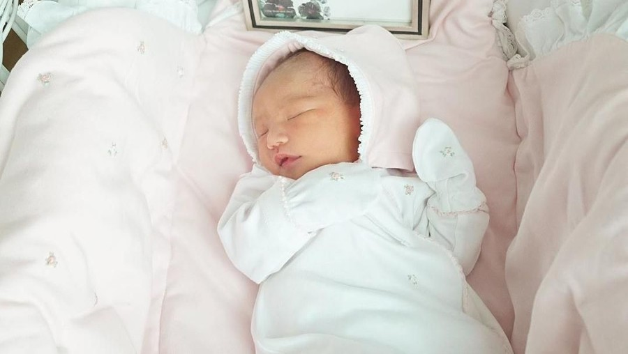 Baru Lahir, Hidung Anak Shandy Aulia Curi Perhatian Netizen