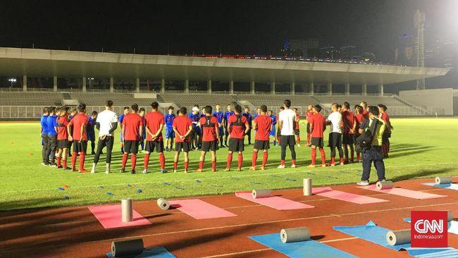 Kepala Unit Stadion Tenis dan Madya GBK Senayan, Yainur Arifin mengatakan pihaknya sempat dibuat bingung PSSI soal jadwal TC Timnas Indonesia.