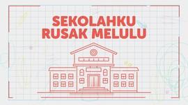 INFOGRAFIS: Sekolahku Rusak Melulu
