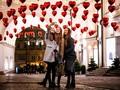 FOTO:  Ragam Perayaan Valentine di Penjuru Dunia