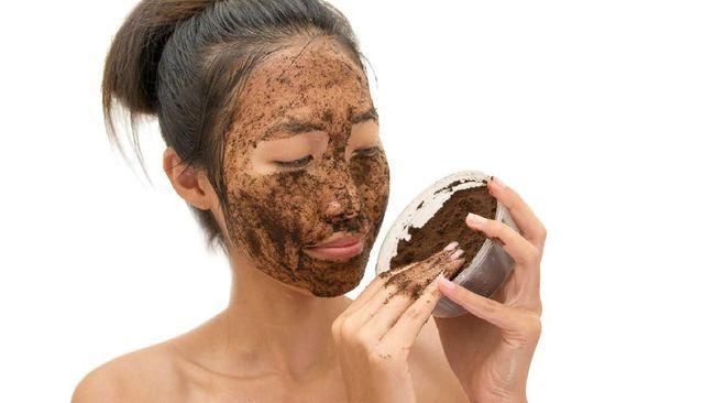FORUM] Pakai scrub kopi untuk wajah, beneran bikin mulus tanpa celah?
