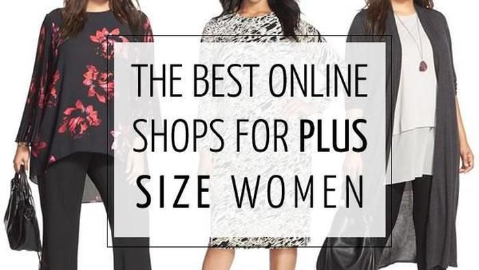 [FORUM] rekomendasi online shop yang jual baju bigsize dong girls!