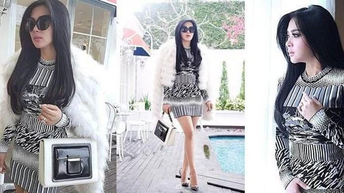 5 Gaya Sosialita Artis Indonesia, Harga Outfitnya Ratusan Juta Rupiah!