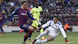 Tak Klop dengan Messi, Griezmann Diklaim Akan Susul Ronaldo