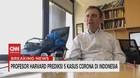 VIDEO: Profesor Harvard Prediksi 5 Kasus Corona di Indonesia