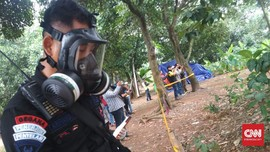 Polri Periksa 7 Saksi Radioaktif Serpong, 5 Masih Mangkir