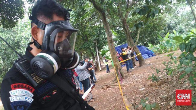 Polri telah memeriksa 7 saksi terkait temuan zat radioaktif di Perumahan Batan Indah, Serpong, sambil menanti hasil pemeriksaan labfor.
