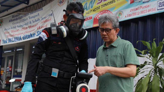 Berkaca dari temuan paparan radioaktif di Serpong, Bapeten akan memasang 126 alat deteksi radiasi berupa RDMS di stasiun BMKG seluruh Indonesia.