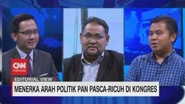 VIDEO: Menerka Arah Politik PAN Pasca-Ricuh di Kongres