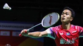 Daftar Pemain Indonesia ke Malaysia Open Super 750
