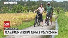 VIDEO - Jelajah: Ubud Mengenal Budaya & Wisata Kekinian