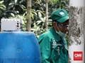 FOTO: Pembersihan Limbah Radioaktif di Serpong