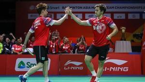 Jadwal Siaran Indonesia di Sudirman Cup 2021
