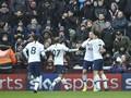 Son Heung Min Cetak Gol di Injury Time, Tottenham Menang