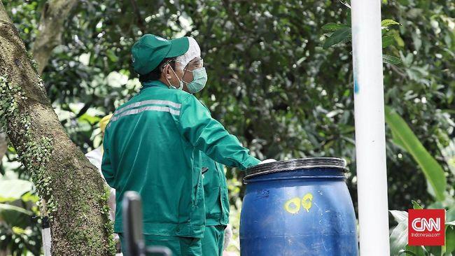 Data perusahaan pengguna zat radioaktif di Serpong diserahkan ke kepolisian sebagai bahan penyelidikan Polri untuk mengetahui asal cesium-137 di Batan Indah.