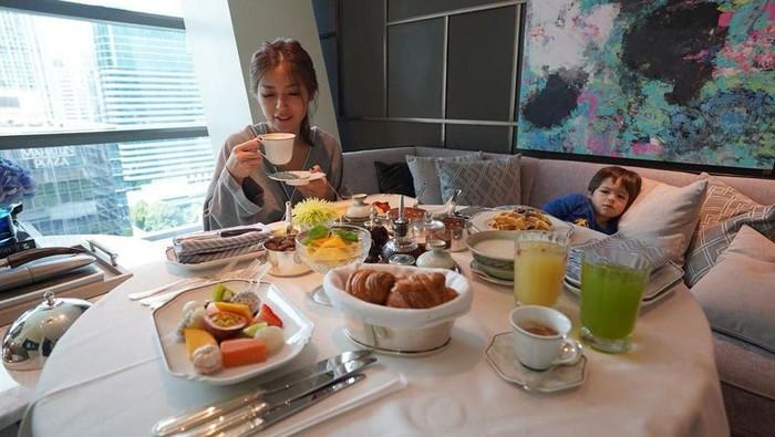 Tips Jalani Diet Vegetarian Agar Sukses Seperti Jessica Iskandar