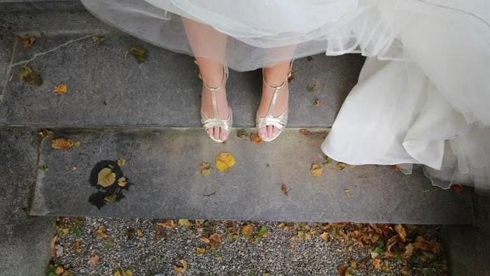 Inspirasi Berbagai Design Sepatu Cantik untuk Hari Pernikahan
