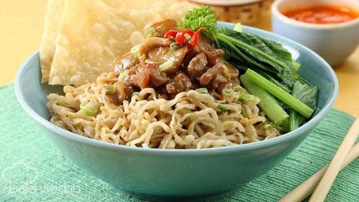Resep Akhir Pekan: 4 Tips Bikin Mie Ayam yang Enak dan Lebih Sehat