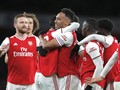 Piala Carabao, Arsenal Sukses Tekuk Leicester City 2-0