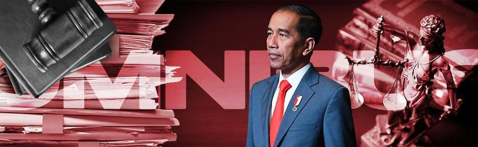 RUU 'Sapu Jagat' ala Jokowi