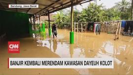 VIDEO: Banjir Kembali Merendam Kawasan Dayeuh Kolot