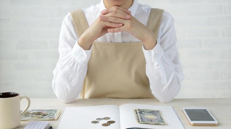 Ilustrasi bujet atau keuangan
