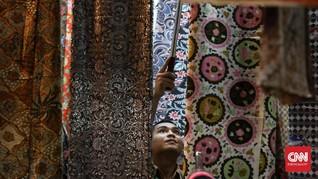 Hari Batik Nasional Jadi Topik Populer di Twitter Indonesia