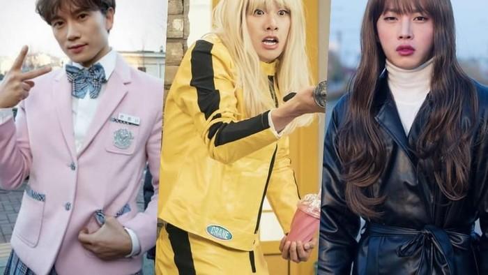6 Aktor Korea yang Berani Tampil Jadi Wanita Demi Peran di Drama
