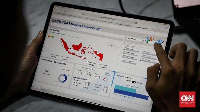 BPS memperpanjang masa pengisian formulir sensus penduduk online menjadi 15 Maret-29 Mei 2020 di tengah pandemi virus corona.