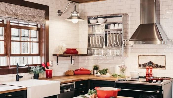 5 Ide Simple Membuat Dapur Tampak Elegan, Gak Perlu Mahal!
