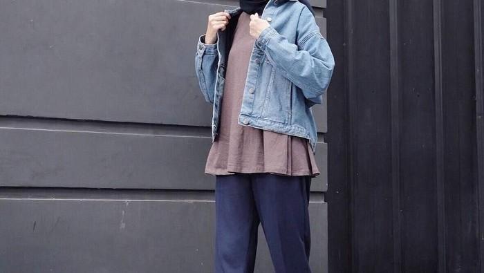 Hijab Style Casual Ala Bahjatine yang Cocok Kamu Tiru!