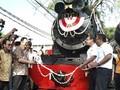 Solo Tambah Unit Kereta Uap Wisata Jaladara