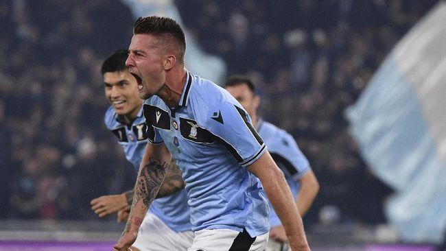 Gelar Man City di Liga Inggris terancam dicabut hingga Lazio geser Inter Milan jadi berita olahraga populer dalam 24 jam terakhir.