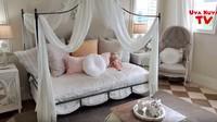 <p>Kamar tidur lainnya, menggemaskan banget ya dekorasinya? (Foto: YouTube)</p>