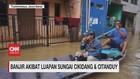 VIDEO: Banjir Akibat Luapan Sungai Cikidang & Citanduy