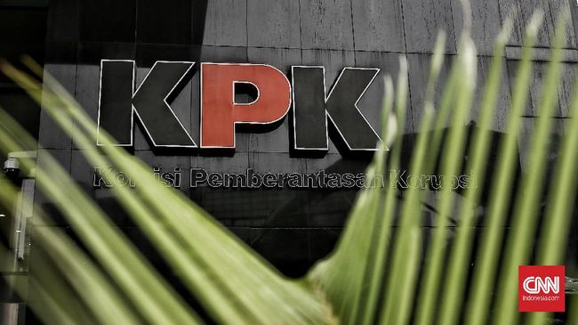 Komisi Pemberantasan Korupsi (KPK). CNN Indonesia/Andry Novelino