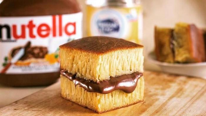 Resep Akhir Pekan: Martabak Manis Nutella yang Gurih dan Nagih