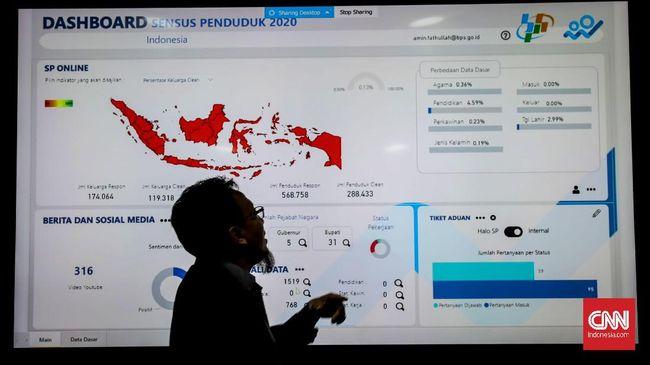 Pakar IT mengungkapkan ada potensi kebocoran data sensus penduduk 2020 yang dilakukan BPS seperti di Ekuador, Amerika Selatan.