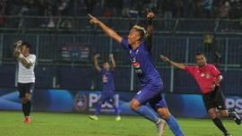 Hasil Liga 1 2020: Arema Kalahkan Tira Persikabo
