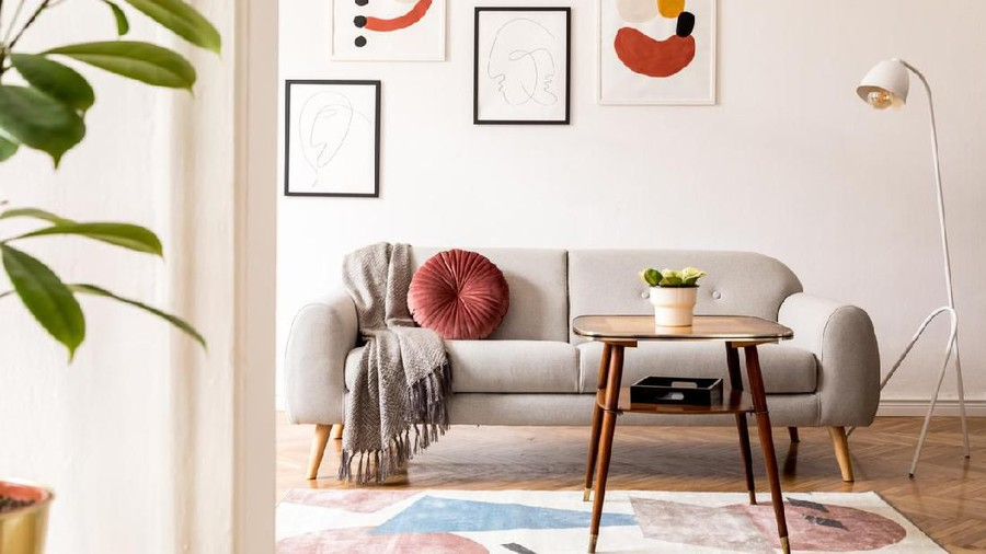 5 Tips Menata Ruang Tamu Minimalis Modern Terlihat Bersih dan Menarik