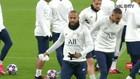 VIDEO: Pulih dari cedera, Neymar Siap Hadapi Dortmund