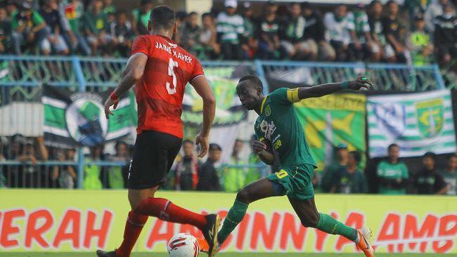 Persija Jakarta mencoba mematahkan sejarah di Piala Gubernur Jatim dengan menghadapi Persebaya Surabaya di final, Kamis (20/2).