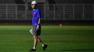 Stamina 20 Menit Timnas dan Membayangkan Strategi Tae Yong