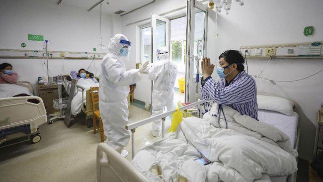 Menkominfo Johnny G Plate menyatakan ada 127 hoaks terkait wabah virus corona per hari ini, Selasa (25/2).