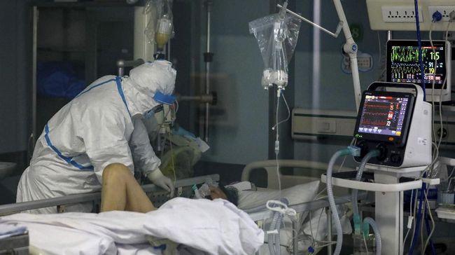 Korban meninggal akibat terinfeksi virus corona di seluruh dunia hingga hari ini, Jumat (21/2) mencapai 2.244 orang.