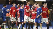 5 Fakta Menarik Man United vs Chelsea